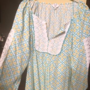 Crown and Ivy Blouse 1x
